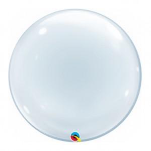 """Bubble Transparente 24""""61cm"""