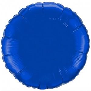Redondo Foil 45cm Azul