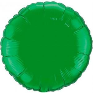 Redondo Foil 45cm Verde