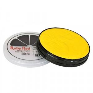 Tinta Facial Amarelo Rubyred 18ml Vegan