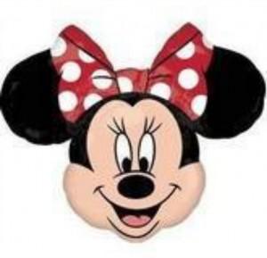 Minnie Foil (Rosto 70x58cm)