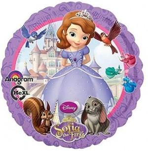 Balão Princesa Sofia 43cm