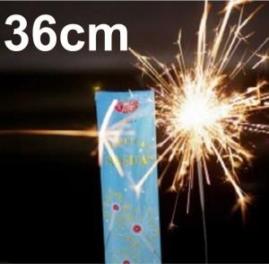6 Sparkler 36Cm
