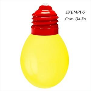 Suporte Balão Pendurar Lâmpada