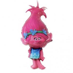 Balão Trolls Poppy 110cm
