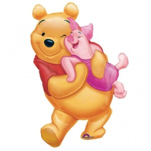 Balão Foil Winnie Pooh 81cm R07771