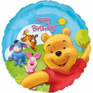 Balão Foil Winnie Pooh 43cm R15749